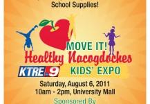 Kid Expo Flyer